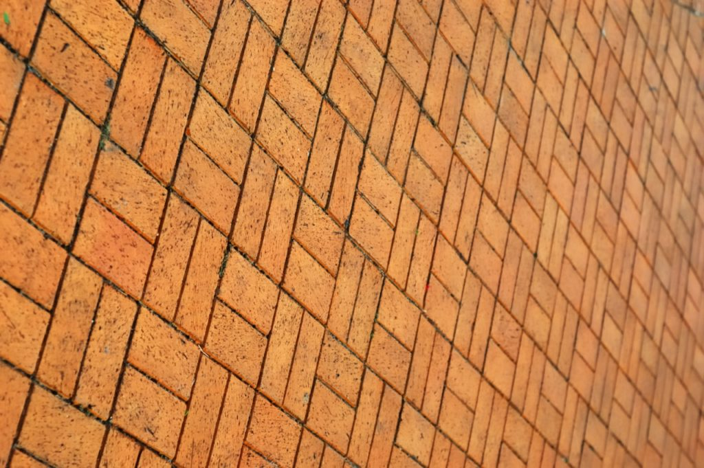 What are brick pavers